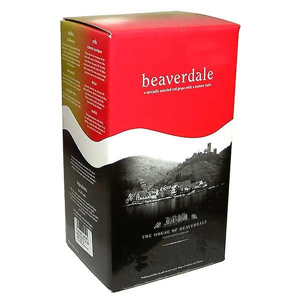 Beaverdale Shiraz - 1 gallon