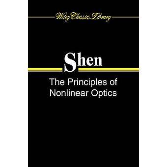 Principles of Nonlinear Optics by Shen & Y. R.