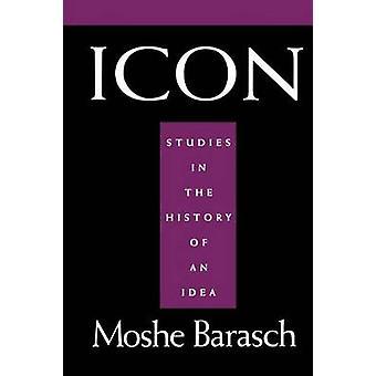 Ikonet studier i historie af en idé af Barasch & Moshe