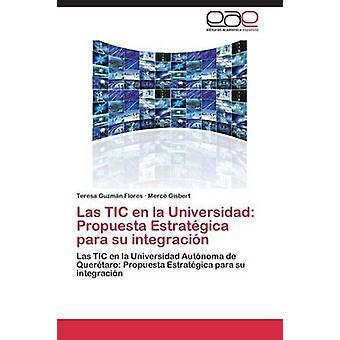 ラス チック en la 大学 Propuesta Estratgica パラ su integracin GUZMN フローレス テレサによる