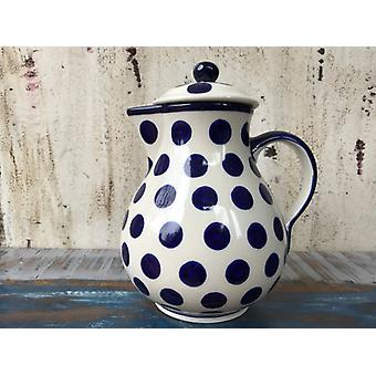 Jug with lid, vol. 1 l ^ 22 cm, tradition 28, BSN s-572