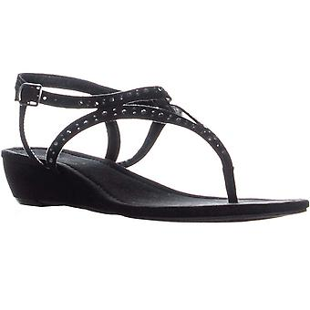 Style & Co. Womens Hareet Open Toe Casual Strappy Sandals