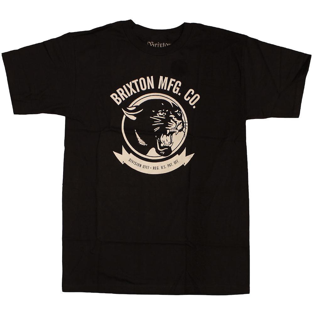 Brixton dyr t-skjorte-svart