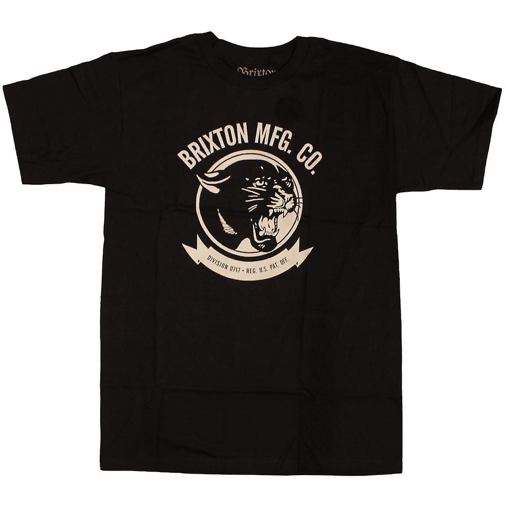 Brixton Brute T-Shirt Black