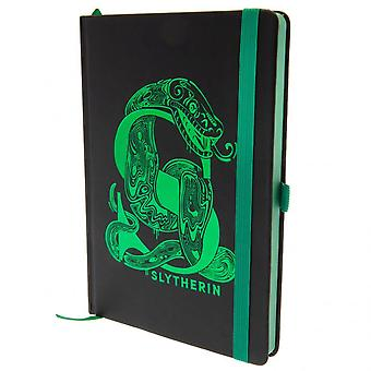 Harry Potter Official Slytherin Premium Foil Notebook
