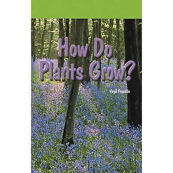 How Do Plants Grow? by Virgil Franklin - 9781404254145 Book