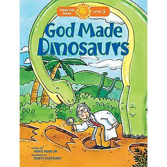 God Made Dinosaurs by Heno Head Jr - 9781414392967 Book