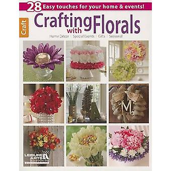 Crafting with Florals by Leisure Arts - 9781464707476 Book