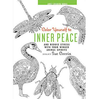 Color Yourself to Inner Peace - And Reduce Stress with Your Winged Ani