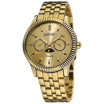 August Steiner Men's Watch AS8050YG