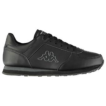 Kappa Mens Pesaro DLX Trainers Formation Chaussures Gym Sneakers