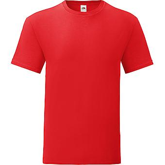 Fruit Of The Loom - Mens Iconic T - T-Shirt