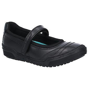 Hush Puppies Girls Amelia Junior Leather Mary Jane Shoes