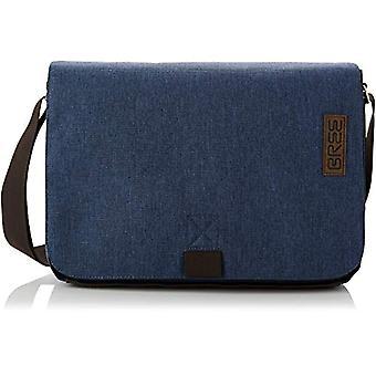 BREE Collection Punch Style 62 Denim Sho Jeans. B. S19 - Unisex Adult Blue (Jeans Denim) 8x24x40 cm (B x H T) shoulder bags