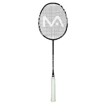 Mantis Pro 85 badminton Racquet racket svart