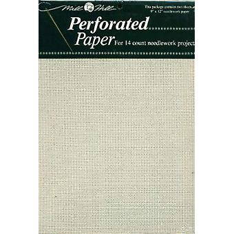 Geperforeerd papier 14 Count 9