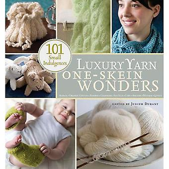 Storey Publishing Luxury Yarn One Skein Wonders Sto 20792