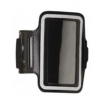 Phone Carrier/MP3 Armband Black