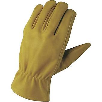 FerdyF. 1610 All-round glove Mechanics CONDUCTOR Shagreen