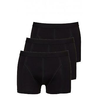 Ten Cate eine grundlegende Shorty 30222 Black (3er-Pack)