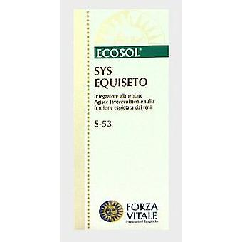 Forza Vitale Sys.equisetum 50Ml.