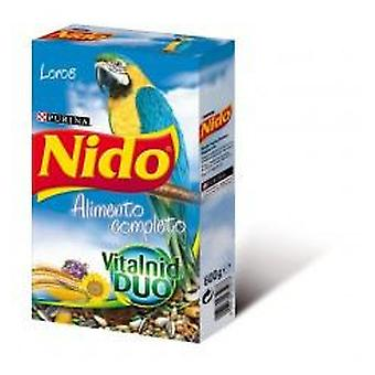Nido Nido Parrtos Complete Menu (Birds , Bird Food)