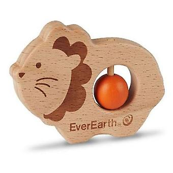 EverEarth rattle Lion (Toys , Preschool , Babies , Early Childhood Toys)