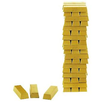 Parker Games Gold Jenga (Kids , Toys , Table games , Memory games)