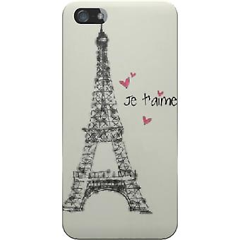 Cover shoot Paris je taime for iPhone 5S/SE