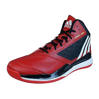 adidas Crazy Ghost 2 Mens Basketball Trainers / Shoes - Red