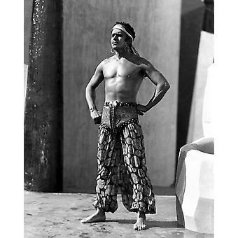 The Thief Of Bagdad Douglas Fairbanks Sr 1924 Photo Print