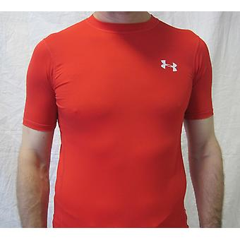 Under Armour HeatGear techno touch shirt - short sleeve
