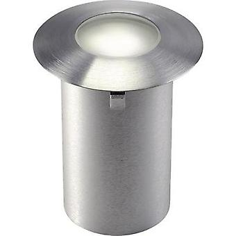 LED outdoor flush mount light 0.3 W SLV 227462 Stainless steel