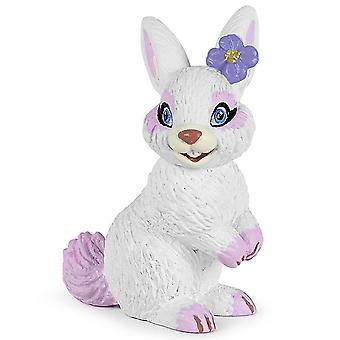 Papo encantado mundo flor el conejito