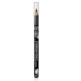 Lavera Eyebrow Pencil - Brown 01 (Vrouwen , Make-up , Ogen , Eyebrow)