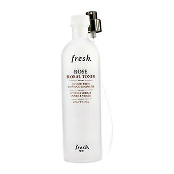 Fresh Rose Floral Toner - 250ml/8.6oz