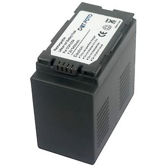 Dot.Foto Panasonic CGR-D54, CGR-D54S Replacement Battery - 7.2v / 5400mAh