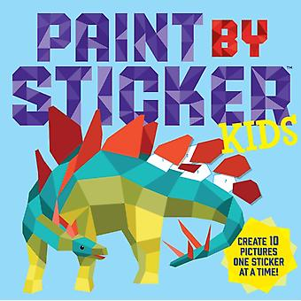 Paint by Sticker Kids (Paperback) by Workman Publishing