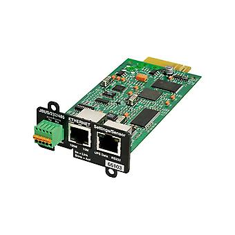 Eaton Network Card-MS Adapter for remote administration-100 MB LAN, RS-232-PW9135G6000-XL3U Eaton, 5PX 1000, 1500,