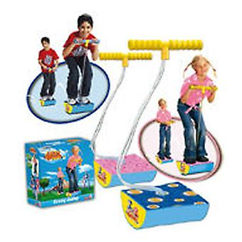 Simba Jump Crazy Lazy Town (Garden , Games , Jumping Stilts)