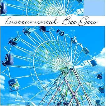 Medvirkende til Bee Gees - instrumentale Bee Gees [CD] USA importerer
