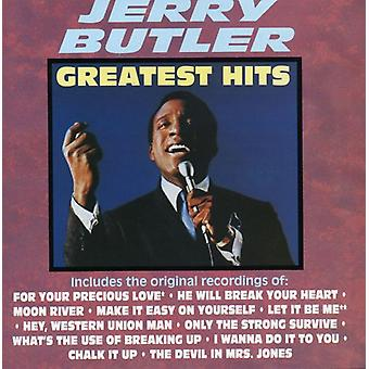Jerry Butler - importazione USA Greatest Hits [CD]