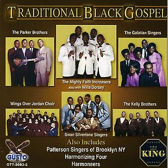 Wings Over Jordan Choir - Traditional Black Gospel [CD] USA import
