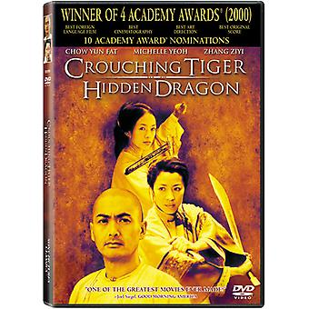 Crouching Tiger Hidden Dragon [DVD] USA import
