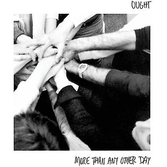 Ought - More Than Any Other Day [CD] USA import