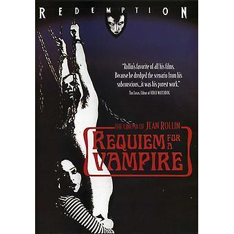 Requiem for en vampyr [DVD] USA importerer