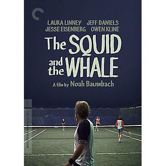 Squid & the Whale [DVD] USA import