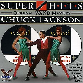 Chuck Jackson - Super Hits [CD] USA import