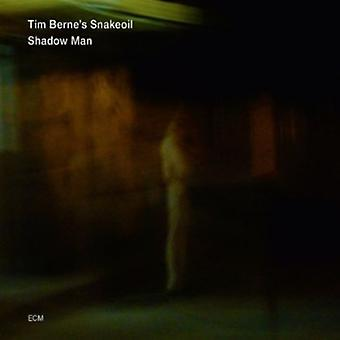 Tim Snakeoil Berne - importación de USA Shadow Man [CD]