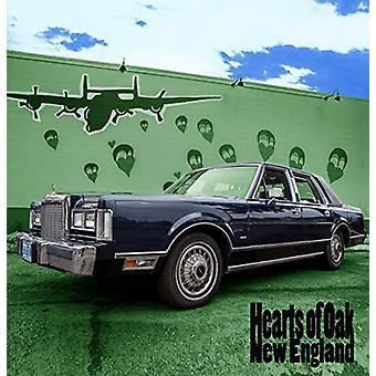 Hjerter af eg - New England [CD] USA importerer